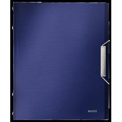 Teczka segregująca Leitz Style 6 przekładek - niebieska