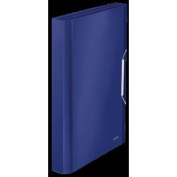 Teczka z 6 przegródkami Leitz Style - niebieska