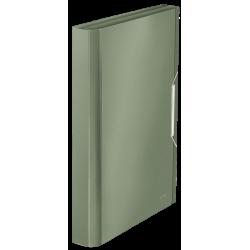 Teczka z 6 przegródkami Leitz Style - seledynowa