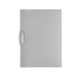 Skoroszyt zaciskowy o pojemności do 30 kartek Swingclip - jasnoszary