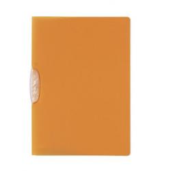 Skoroszyt zaciskowy Swingclip Trend - pomarańczowy