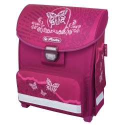 Tornister SMART - Rose Butterfly