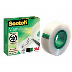 Taśma 3M Scotch Magic 810, 19mm x 33m