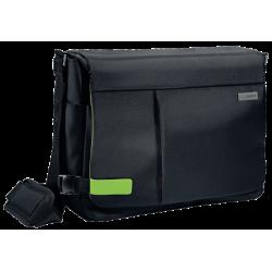 "Torba Leitz Complete Messenger na laptopa 15,6"" - czarna"