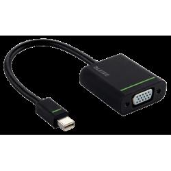 Adapter mini Leitz Complete do projektora ze złączem VGA - czarny