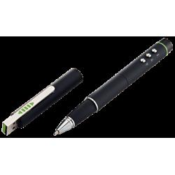 Długopis Leitz Complete 4w1 Pro Presenter Stylus - czarny