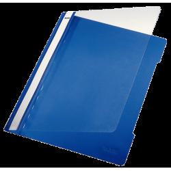 Skoroszyt sztywny PCV Leitz A4 - niebieski