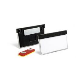 Identyfikator z magnesem - 30x60 / 25 szt