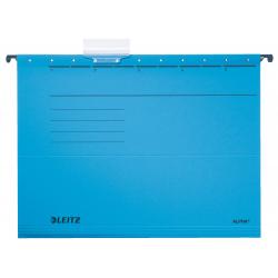 Teczka zawieszana Leitz Alpha - niebieska