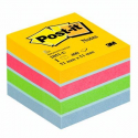 Kostka mini samoprzylepna 3M Post-it 2051-U, 51x51mm/400k - ultra
