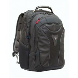 """Plecak Wenger Carbon Apple na laptopa 17"""" - czarny"""