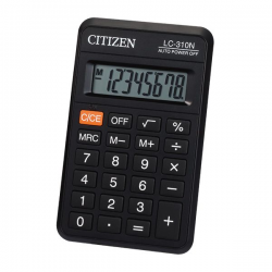 Kalkulator Citizen LC-310NR