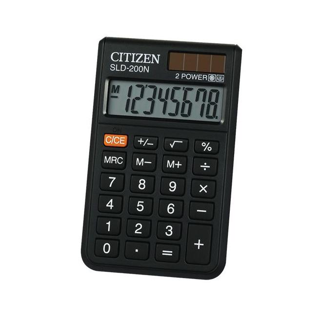 Kalkulator Citizen SLD-200N