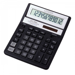 Kalkulator Citizen SDC-888XBK - czarny