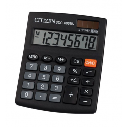 Kalkulator Citizen SDC-805BN
