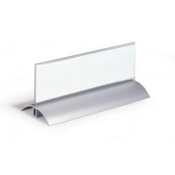 Identyfikator stołowy De Luxe 61x210 mm / 2 szt