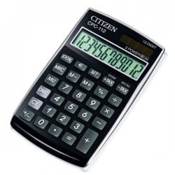 Kalkulator Citizen CPC-112BK - czarny