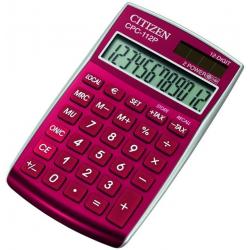 Kalkulator Citizen CPC-112RD - czerwony