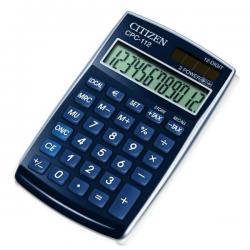 Kalkulator Citizen CPC-112BL - niebieski