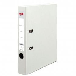 Segregator A4 Herlitz Q.file - 5cm - biały