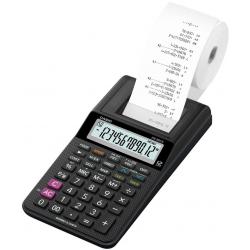 Kalkulator Casio HR-8RCE-BK z drukarką