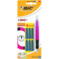 Pióro wieczne Bic Pen Standard - różowe