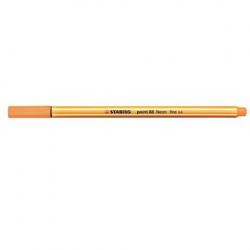 Cienkopis Stabilo Point 88 - pomarańczowy
