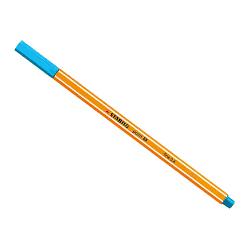 Cienkopis Stabilo Point 88 - niebieski neonowy