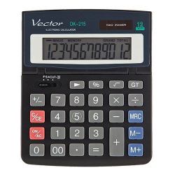 Kalkulator Vector DK-215
