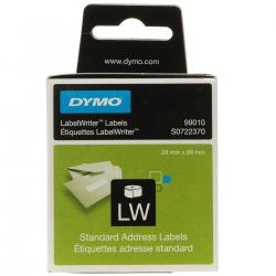 Etykiety DYMO 89x28mm - białe