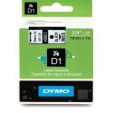 Taśma DYMO D1 45803 19mm x 7m - biała/czarny nadruk
