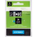 Taśma DYMO D1 53721 24mm x 7m - czarna/biały nadruk