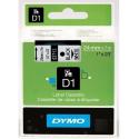 Taśma DYMO D1 53713 24mm x 7m - biała/czarny nadruk
