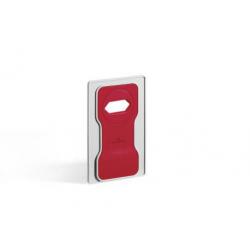 Podstawka ułatwiająca ładowanie telefonu VARICOLOR PHONE HOLDER - czerwona