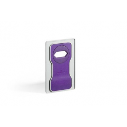Podstawka ułatwiająca ładowanie telefonu VARICOLOR PHONE HOLDER - fioletowa