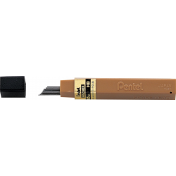 Grafity do ołówka Pentel - 0,5 HB / 12 szt