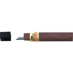 Grafity do ołówka HI-Polymer Pentel - 0,3 HB / 12 szt