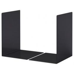 Podpórka do książek Durable - rozmiar L / czarna