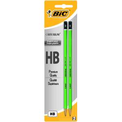Ołówek Bic Criterium 550 - HB - 2 sztuki