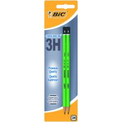 Ołówek Bic Criterium 550 - 3H - 2 sztuki