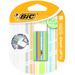 Gumka ołówkowa Bic Plast - Office