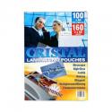 Folia do laminowania Argo Cristal A4 80mic./100szt.
