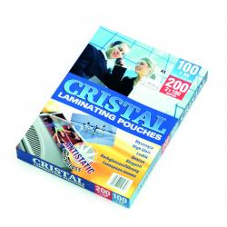 Folia do laminowania Argo Cristal A5 100mic./100szt.