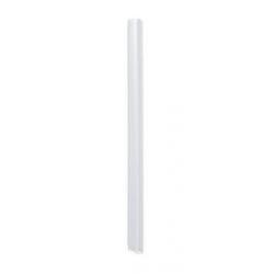 Listwa zaciskowa A4 Durable / 40-80 kartek - transparentna