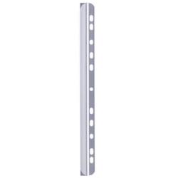 Listwa zaciskowa A4 Durable z paskiem do segregatora / 30 kartek - transparentna