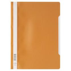 Skoroszyt standardowy A4 Durable - miękki  / pomarańczowy