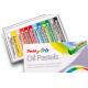 Pastele Olejowe Pentel - 12 kolorów