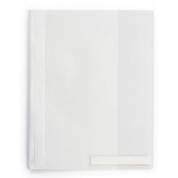 Skoroszyt niestandardowy A4 Durable - twardy / biały