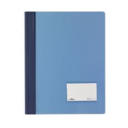Skoroszyt niestandardowy A4 Duralux - twardy / niebieski