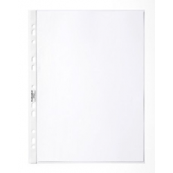 Koszulka na dokumenty Business A4 - otwarta od góry - krystalicznie transparentna / 10 szt.